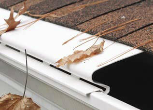 Vinyl-gutter-guards