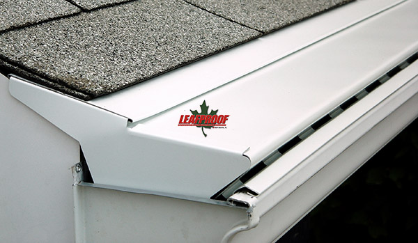 Leafproof Gutter Guards Meet Leafproof Gutters