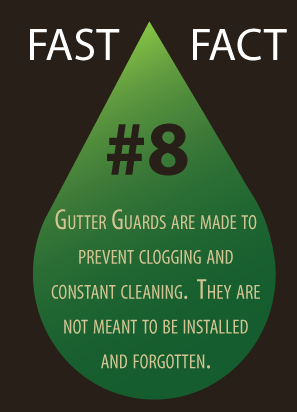 Do Gutter Guards Need To Be Cleaned