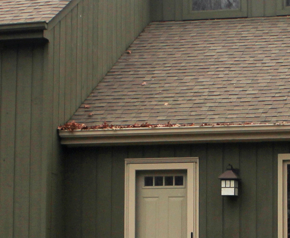 Spring Gutter Cleaning & Repairs