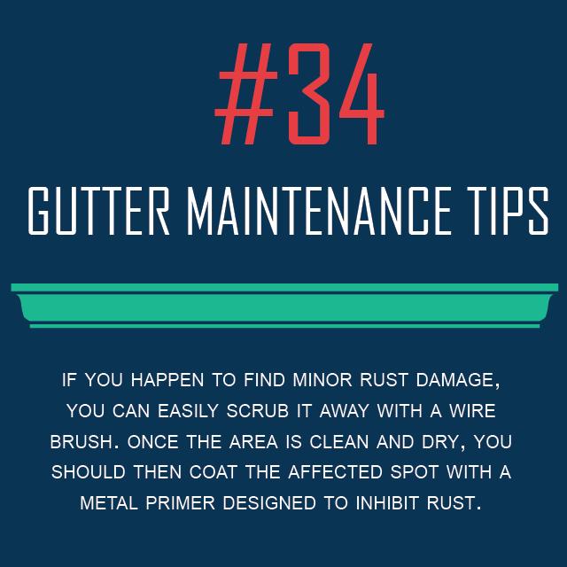 rust spot removal